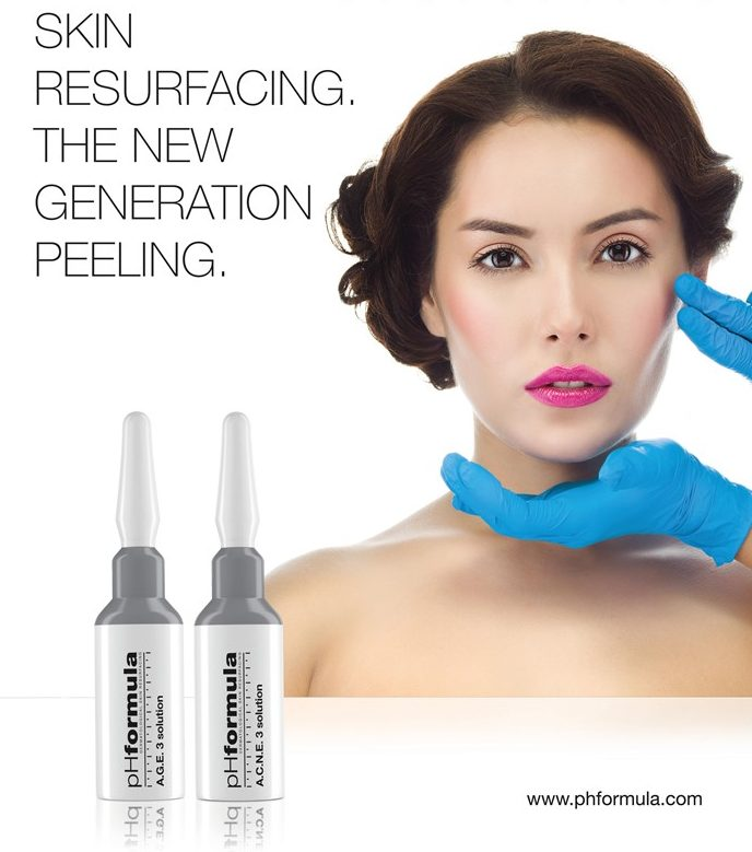 Skin resurfacing - the ned generation peeling