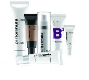 phformula facial products