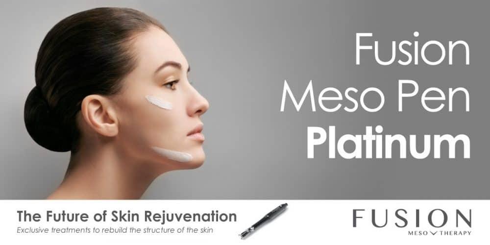 Fusion Meso Pen Skin Needling